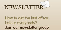 Join our newsletter group